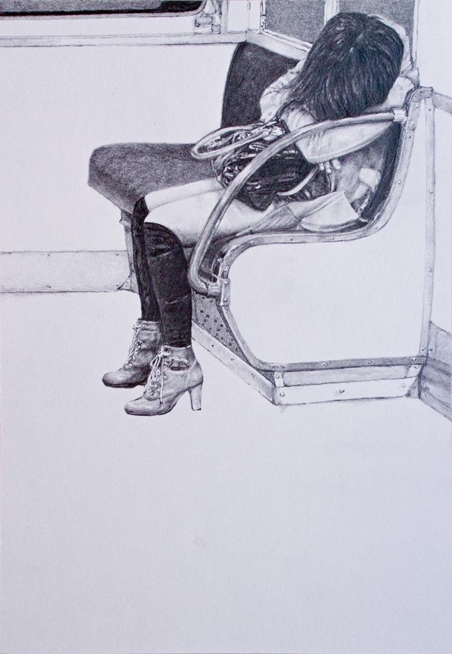 einfache t tigkeiten zeichnungen mit bleistift und spraylack. Black Bedroom Furniture Sets. Home Design Ideas